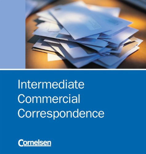 Commercial Correspondence - Intermediate Commercial Correspondence: B1-B2 - CD