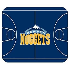 Custom Denver Nuggets Mouse Pad Gaming Rectangle Mousepad CM-1542