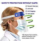 2 Pack All-Round Protection Hat with Clear Wide