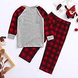 Matching Family Pajamas PJS Sets Christmas