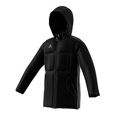 .com : adidas Youth CON16 Standard Jacket [Black] : Clothing