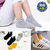 3-5-7-9 year-old boat socks summer thin section of the standard cloth baby boy socks women girl shallow mouth socks cotton socks for children