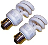 Ridgid R869 Work Light Replacement 9 Watt Fluorescent Light Bulb (2 Pack) # 019372001019