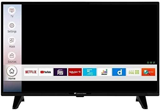Continental Edison Smart TV LED 32 (80 cm): Amazon.es: Electrónica