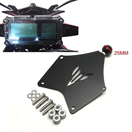FJ-09 Phone GPS Mount Holder Bracket for Yamaha FJ09 FJ 09 2014 2015 2016 2017 09 Gps