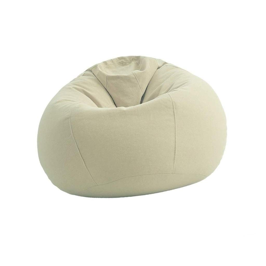 Amazon.com: Classic Bean Bag Chairs for Teenagers Lazy Sofa ...