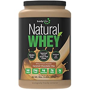 Bodylogix Natural Whey Protein Nutrition Shake