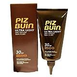 Piz Buin Ultra Light Dry Touch Sun Fluid Spf30 150ml
