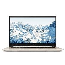 """ASUS S510UQ-EB76 VivoBook S Full HD Laptop, 15.6"""", Intel Core i7-7500U, NVIDIA GeForce 940MX, 8GB RAM, 256GB SSD + 1TB HDD, Windows 10, narrow bezel design, backlit keyboard"""
