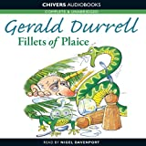 Front cover for the book Fillets of Plaice by Gerald Durrell