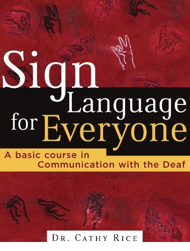 sign language cathy rice - 1