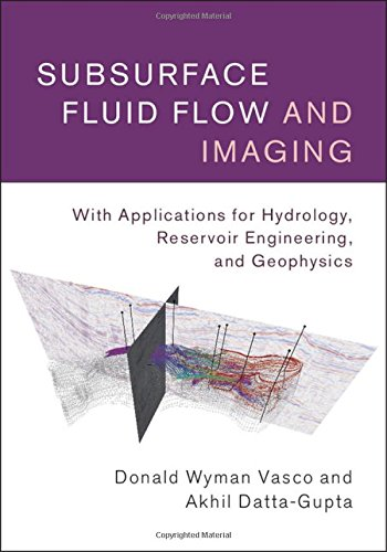 Subsurface Fluid Flow and Imaging: With Applications for Hydrology, Reservoir Engineering, and Geophysics