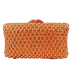 Luxury Crystal Wedding Clutch Bag