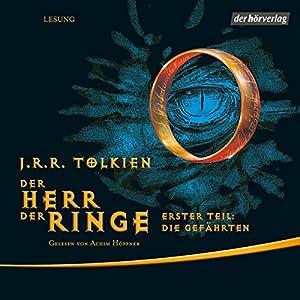 J.R.R. Tolkien - Die Gefährten (Der Herr der Ringe 1)