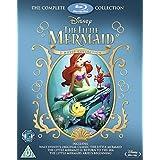 Little Mermaid 1 2 & 3