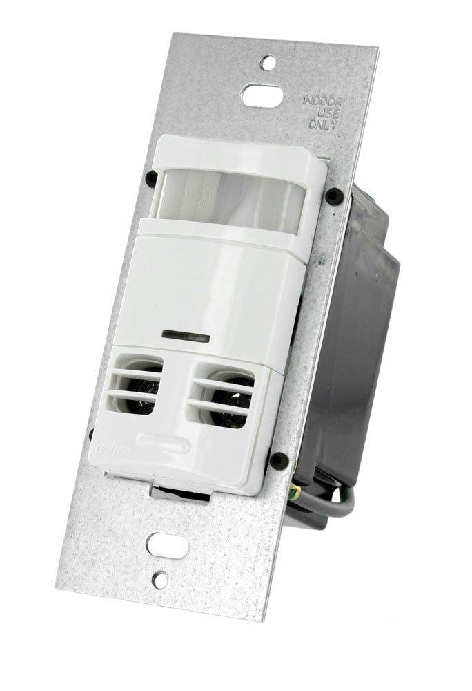 交換無料! Leviton Neutral, OSSMT-M3W Neutral, 347V, CEC Wall Title Title 24 Compliant, Ambient Light Override, Self Adjusting, Multi-Tech Wall Occupancy Sensor, White [並行輸入品] B01LYXXYVR, THE GATE ONLINE STORE:02d598bd --- a0267596.xsph.ru