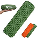 Winner Compact Ultralight Sleeping Pads for Camping Backpacking Hiking, Insulated Backpacking Sleeping pad