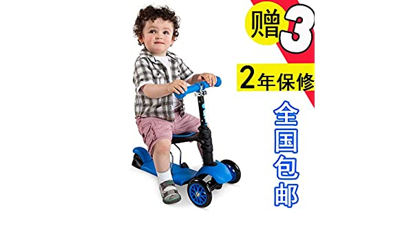 ZOOM Orem Ybike envío scooters niños de tres scooters de triple ...