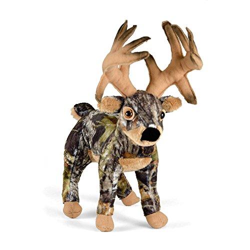 Legendary Whitetails Mossy Oak Camo Wild Deer Plush Camo One Size