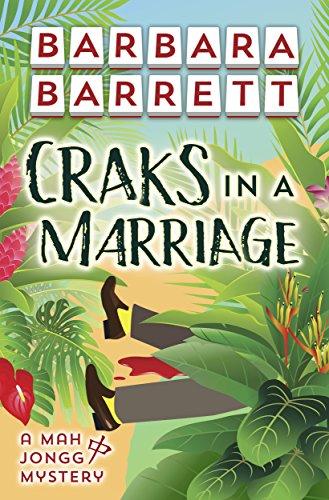 Craks in a Marriage (Mah Jongg Mysteries Book 1) by [Barrett, Barbara]