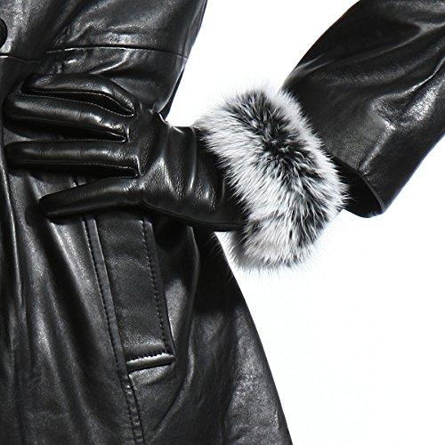 womens-fur-trimmed-lambskin-leather-gloves-medium-black-white