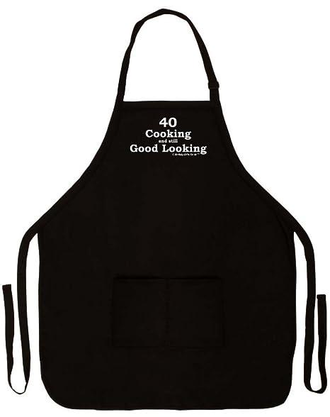 Amazon.com: 40º cumpleaños regalos para todos 40 cocción ...