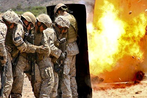 Amazon com: U S  Marine Corps School Of Infantry SOI Urban
