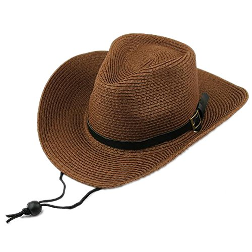 35da09033982a ... Deadwood Trading   Shapeable Raffia Straw Cowboy Hat. 69