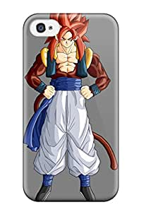 Iphone Case Cover Protector For Iphone 4/4s Vegeta Ssj Case