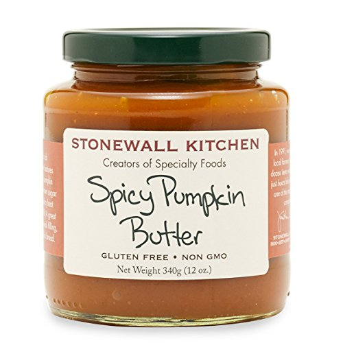 Stonewall Kitchen Spicy Pumpkin Butter - Stonewall Kitchen Pumpkin