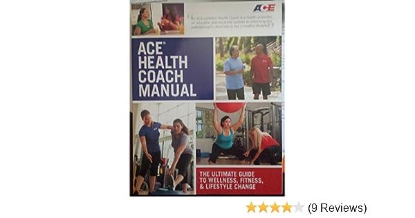 ace health coach manual american council of exercise contributor rh amazon com ace health coach manual book ace health coach manual pdf