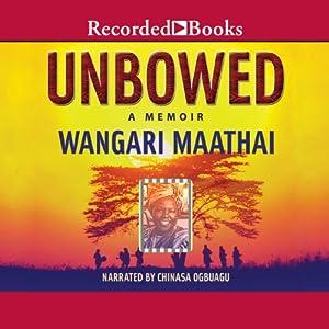 Unbowed Audiobook