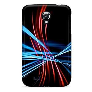 Hot Design Premium CdswFKz5497BwFsm Tpu Case Cover Galaxy S4 Protection Case(crescent)