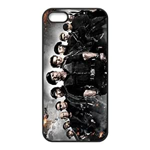 YNACASE(TM) The Expendables Personalized Hard Back Cover Case for iPhone 5,5G,5S,Custom Phone Case with The Expendables