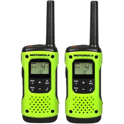 Motorola Waterproof 22-Channel 35 Mile Range Two Way Radio