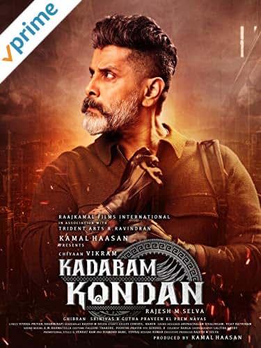 Kadaram Kondan (4K UHD)