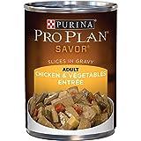 Purina Pro Plan Wet Dog Food,...