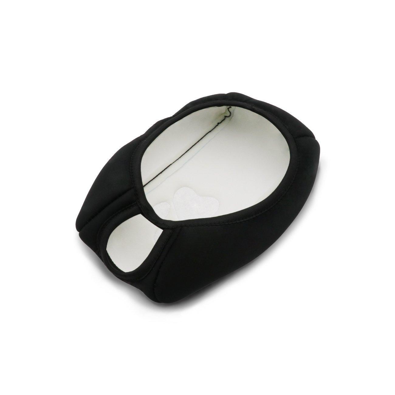 neopreno color negro DQDZ Funda para reposabrazos de consola central