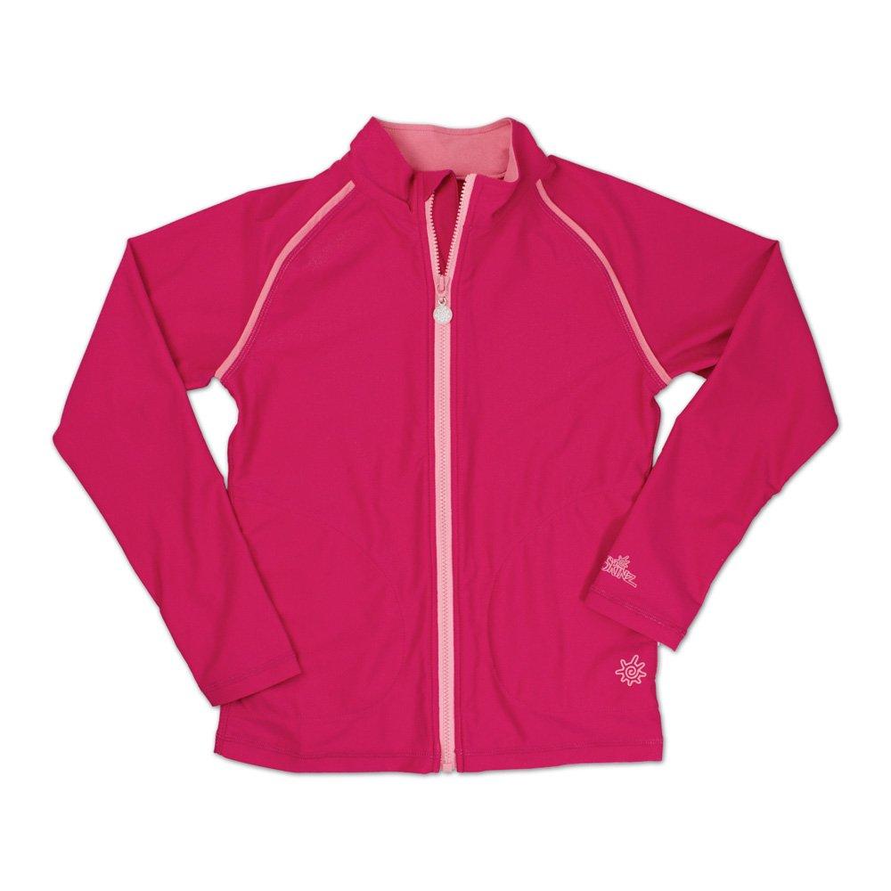 Girls Full-Zip Water Jacket 020365 UV SKINZ UPF 50