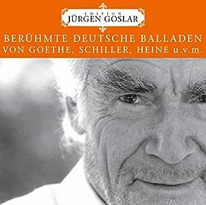 Balladen Songs Deutsch