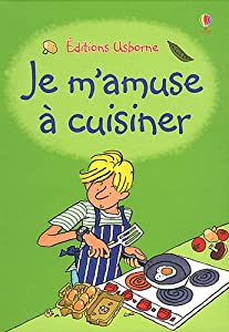"""Afficher """"Je m'amuse à cuisiner"""""""