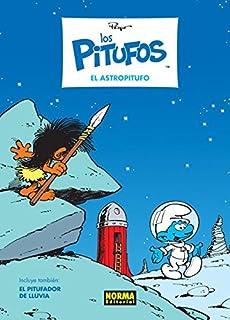 Los pitufos 7 el astropitufo (INFANTIL Y JUVENIL) - 9788467912586