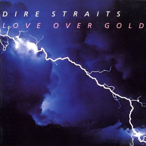 Dire Straits Albums - Love Over Gold