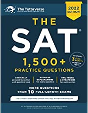 The SAT: 1,500+ Practice Questions