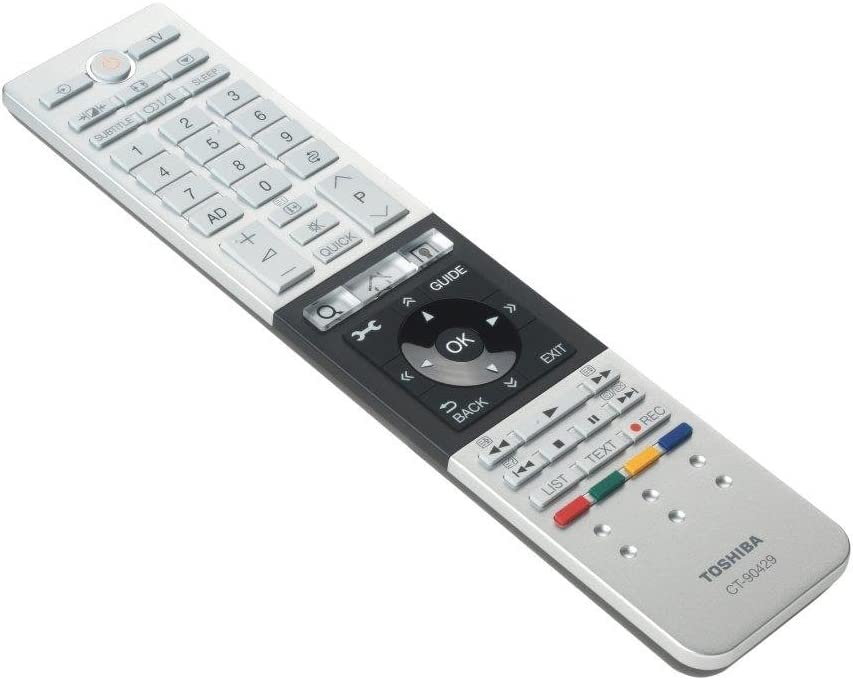 Ersatz Fernbedienung für Toshiba CT-90429CT9042975034212LCD LED TV