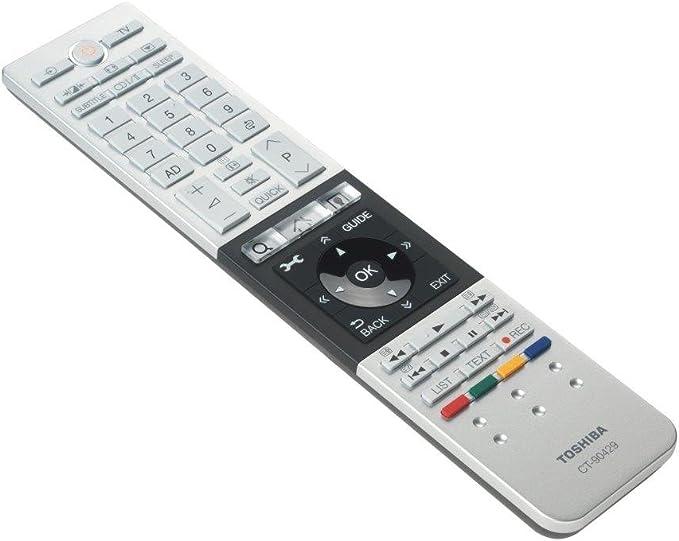 Ersatz Fernbedienung für Toshiba TV46VL733F46VL733G46VL743G46VL748G