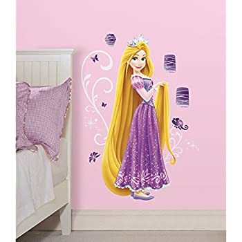 RoomMates Disney Princess - Rapunzel Peel And Stick Giant Wall Decals