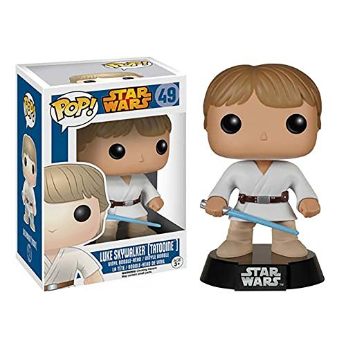 Pop! Star Wars Vaulted Edition: Star Wars Tatooine Luke Skywalker