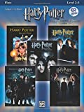 Harry Potter Solos (flute/CD) --- Flûte solo - Various --- Alfred Publishing