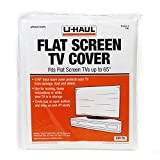 UHaul Flat Screen TV Cover ~ Fits Up To 65 Televisions